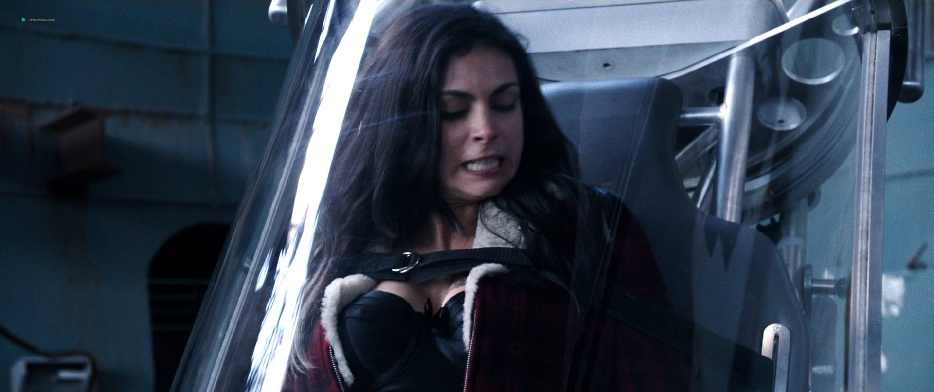 Morena Baccarin hot sex and uber sexy - Deadpool (2016) HD 1080p (3)