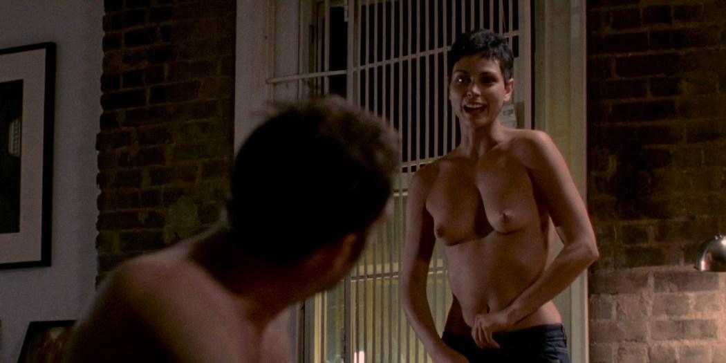 Morena Baccarin nude topless, Vanessa Kai nude sex - Death in Love (2008) hd 1080p Bluray (8)