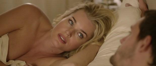 Rebecca Romijn hot and leggy - Phantom Halo (2014) HD 720p Web-Dl (1)