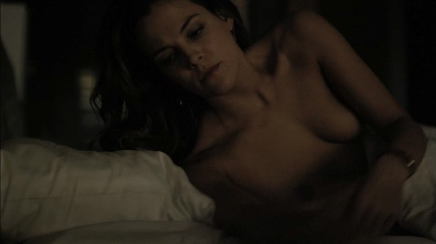 Riley Keough nude sex and Kate Lyn Sheil nude lesbian sex- The Girlfriend Experience (2016) S01E02-03 HDTV 720p (14)
