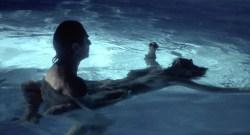 Theresa Russell nude butt sex and Debra Winger hot bikini - Black Widow 1987 1080p BluRay (13)