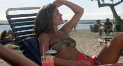 Theresa Russell nude butt sex and Debra Winger hot bikini - Black Widow 1987 1080p BluRay (6)