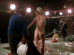 Isabelle Huppert nude, Myriem Roussel nude bush other's nude too - Passion (FR-1982) (2)