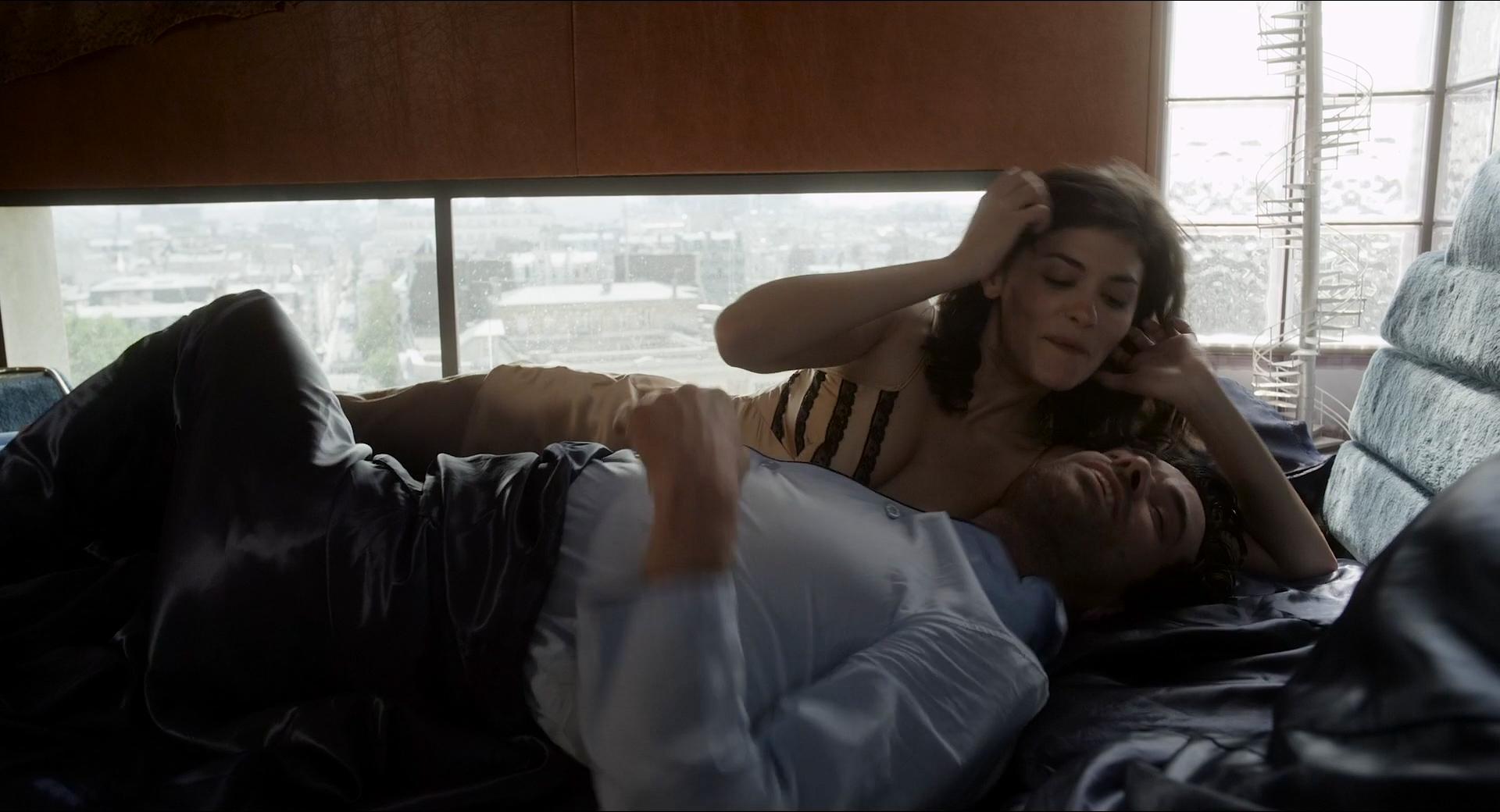 Audrey Tautou hot sexy see through - Mood Indigo (FR-2013) HD 1080p (4)