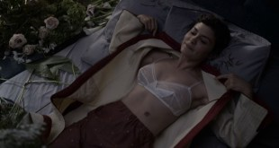 Audrey Tautou hot sexy see through - Mood Indigo (FR-2013) HD 1080p (2)