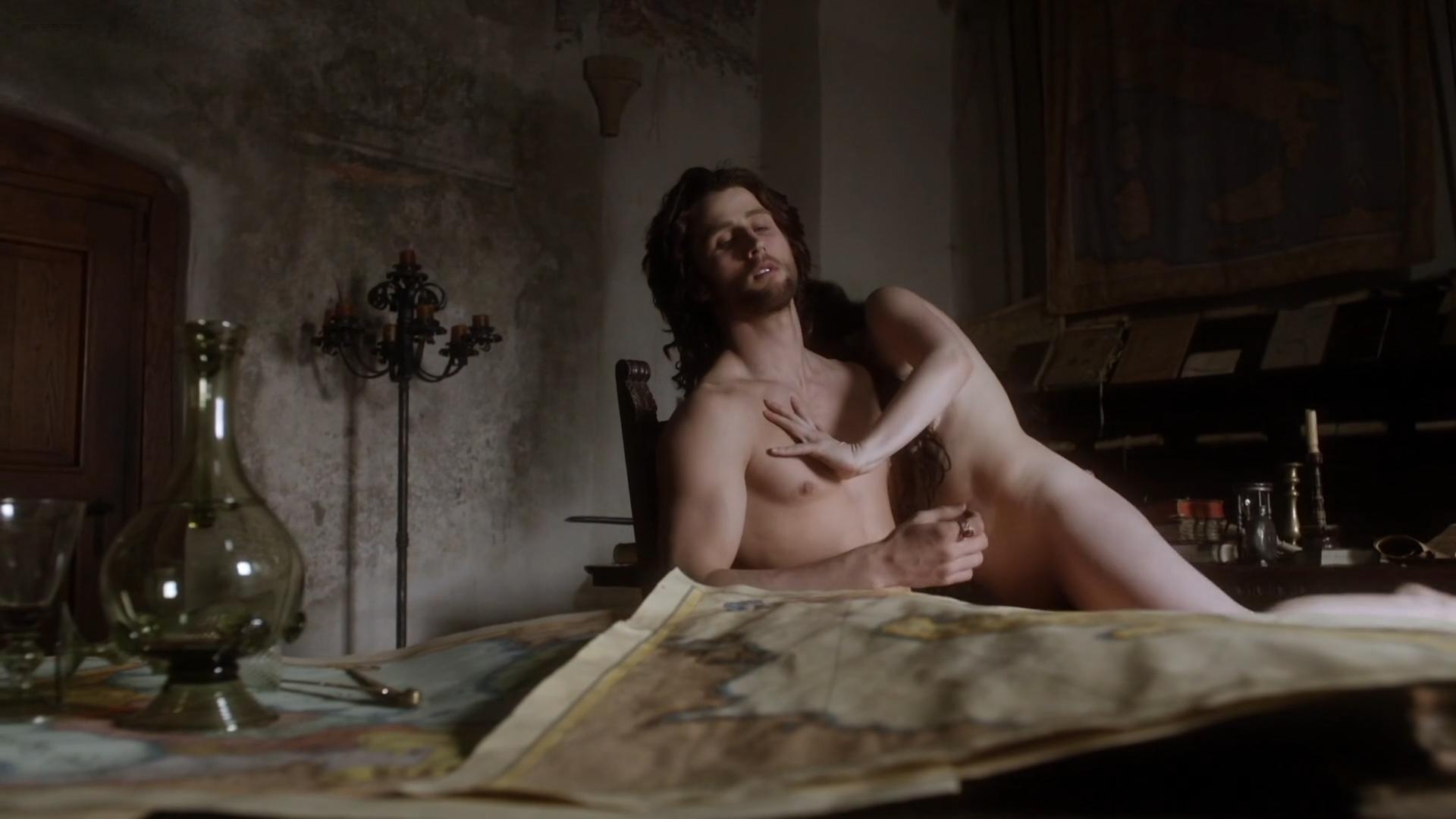 Daisy Lewis nude topless and sex - Borgia (2013) S02E01-02 HD 1080p (11)
