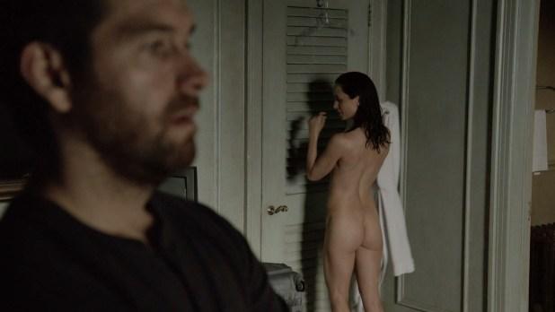 Eliza Dushku nude butt naked and sex Casey LaBow hot sex - Banshee (2016) S04E06 720-1080p HDTV (7)