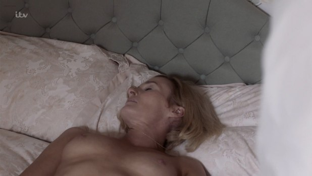 Genevieve O'Reilly nude topless and sex - The Secret (2016) s1e3 HDTV 720p (7)