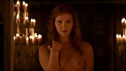 Isolda Dychauk nude topless and hot sex - Borgia (2013) S02 HD 1080p (1)
