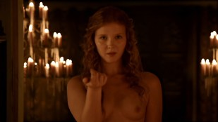 Isolda Dychauk nude topless and hot sex - Borgia (2013) S02 HD 1080p