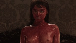 Jessica Barden nude topless Billie Piper nude but covered all bloody  - Penny Dreadful (2016) S03E03 HDTV 720-1080p