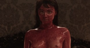 Jessica Barden nude topless Billie Piper nude but covered all bloody - Penny Dreadful (2016) S03E03 HDTV 720-1080p (8)