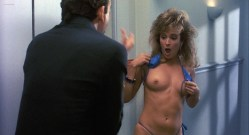 Leslie Easterbrook nude, Vickie Benson hot other's nude - Private Resort (1985) HD 1080p (2)