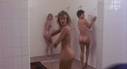 Leslie Easterbrook nude, Vickie Benson hot other's nude - Private Resort (1985) HD 1080p (15)