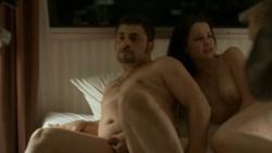 Lilou Fogli nude boobs, Naamah Alva nude bush and butt other's nude - Braquo (FR-2009) S1 HD 720p (5)