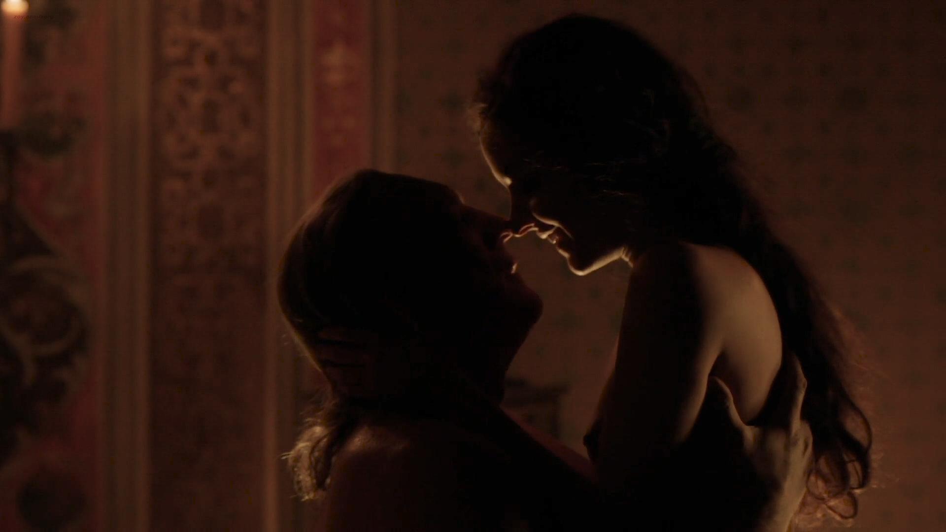Marta Gastini nude butt, boobs and sex - Borgia (2013) S02 HD 1080p (7)
