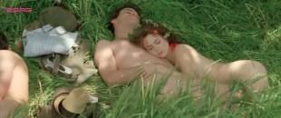 Michelle Pfeiffer hot Anna Friel and Calista Flockhart hot and sexy - A Midsummer Night's Dream (1999)