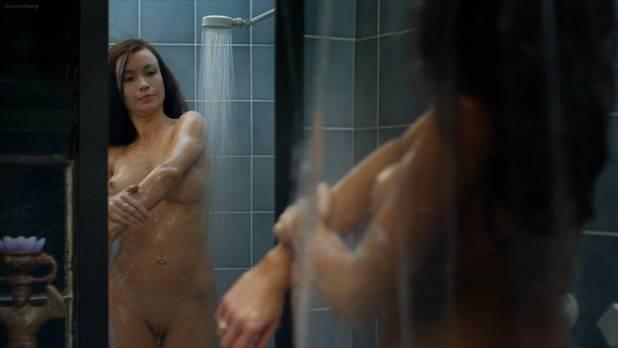 Viva Bianca nude Hanna Mangan Lawrence nude Burnetta Hampson nude full frontal - X: Night of Vengeance (2011) hd720p (9)