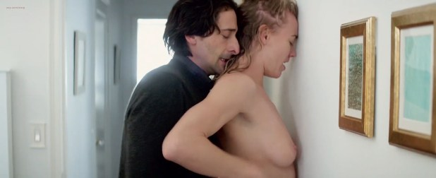 Yvonne Strahovski nude butt and boobs in hot sex scene - Manhattan Night (2016) HD 720-1080p Web-Dl (4)