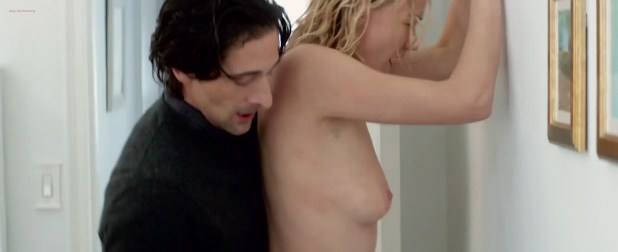 Yvonne Strahovski nude butt and boobs in hot sex scene - Manhattan Night (2016) HD 720-1080p Web-Dl (3)