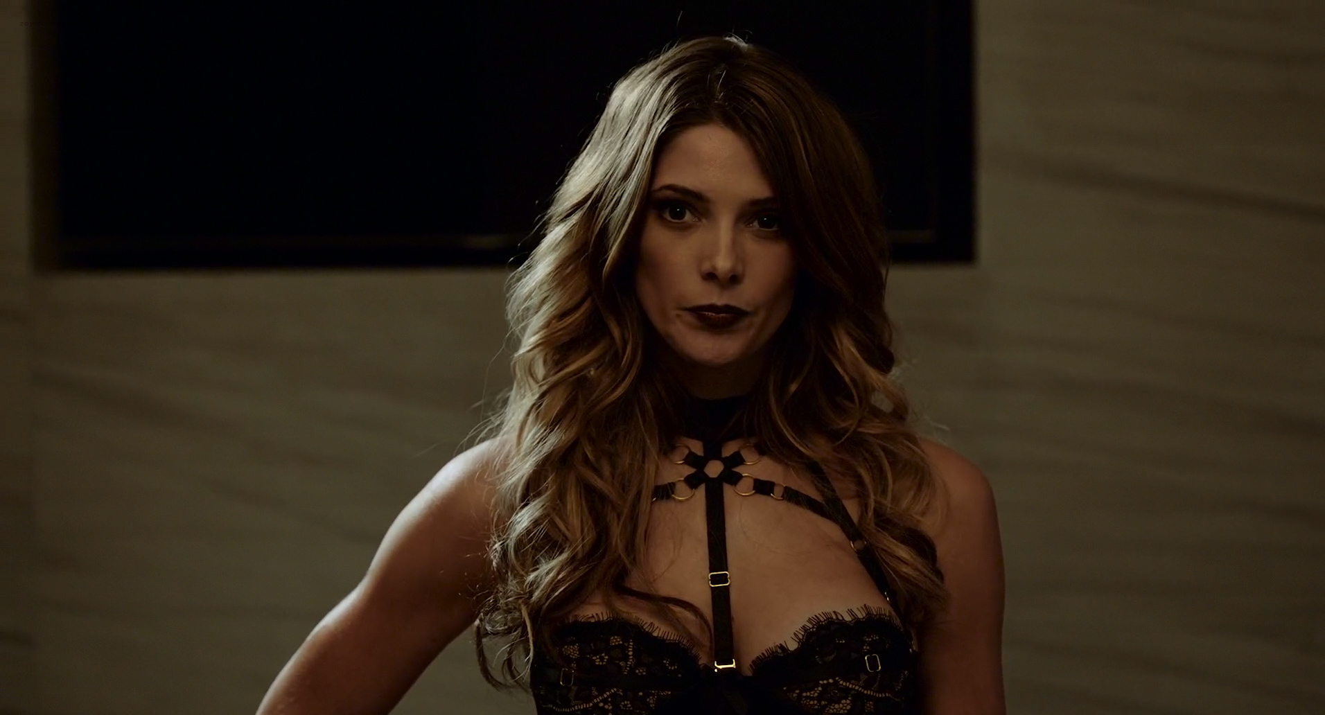 Ashley Greene hot dominatrix Alexis Knapp sexy other's hot and nude - Urge (2016) HD 1080p (1)