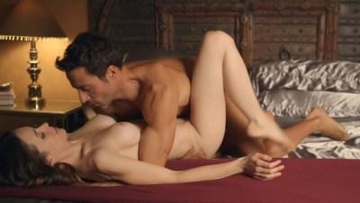 Ashlynn Yennie nude bush, bondage India Summer and Victoria Levine nude sex - Submission (2016) s1e6 HDTV 720p (10)