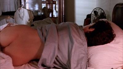 Debra Winger nude bush brief boobs and butt Amina Annabi nude topless- The Sheltering Sky (1990) HD 1080p BluRay (2)