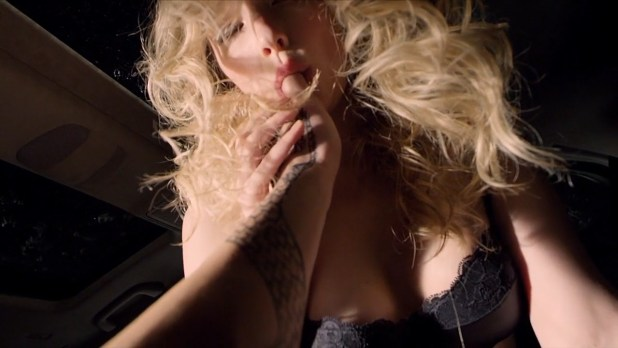 Haley Bennett hot and sexy other's nude - Hardcore Henry (2016) HD 720p (6)