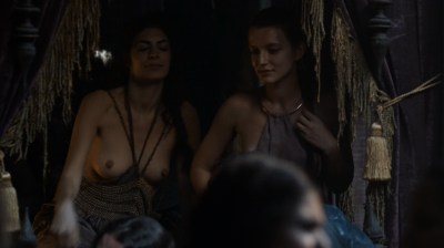 Heidi Romanova nude bobs Ella Hughes nude and other's nude too - Game of Thrones (2016) s6e7 HD 1080p (8)