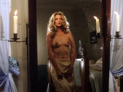 Joely Richardson nude bush, full frontal and lot of sex - Lady Chatterley (UK-1993) (17)