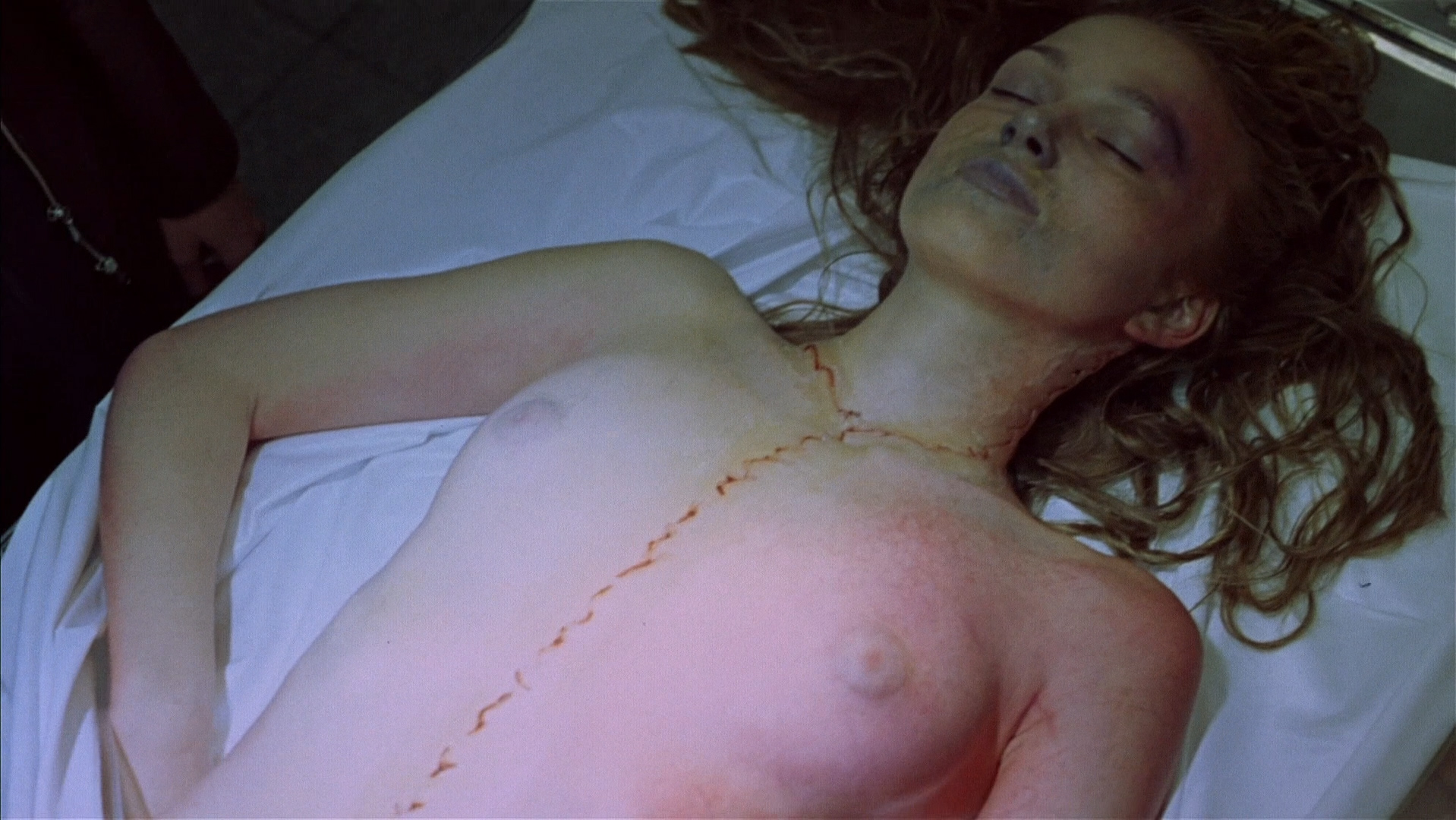 Keira Knightley nude topless and sex - The Hole (2001) HD 1080p BluRay (13)