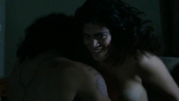 Laura Gómez nude hot sex - Orange Is the New Black (2015) s4e9 HD 720p (5)