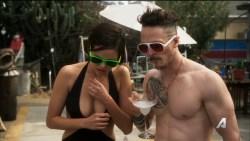 Lina Esco nude sex and hot in swimsuit - Kingdom (2016) s2e15 HDTV 720p (1)