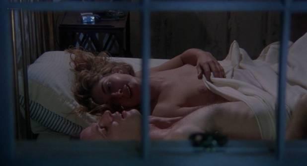 Natasha richardson sex in the city, horny blonde trisha toying her pussy