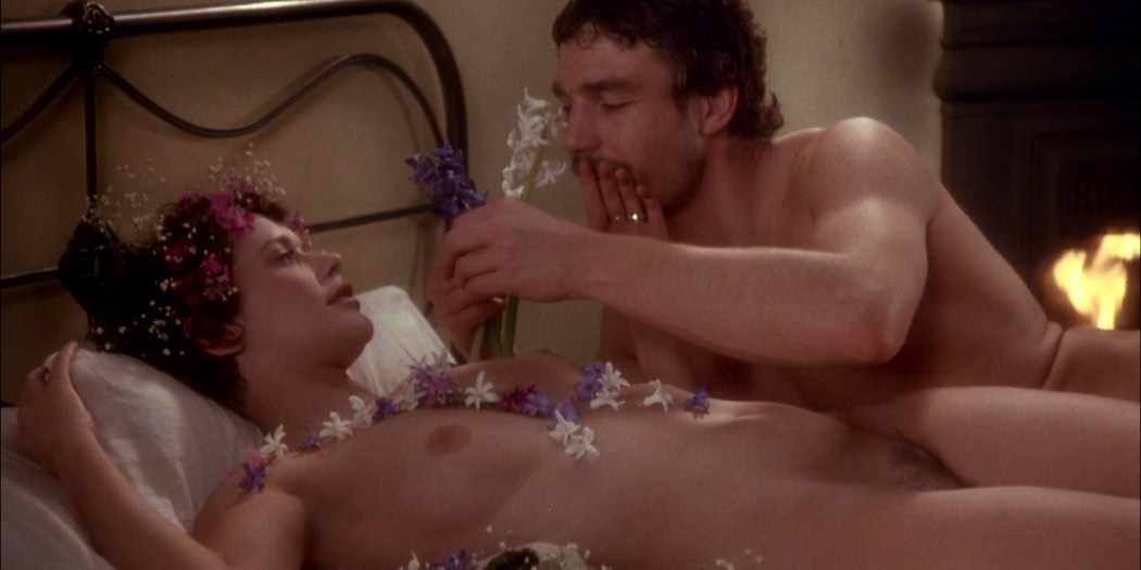 Sylvia Kristel nude full frontal, bush boobs and sex - Lady Chatterleys Lover (1981) HD 1080p BluRay (16)