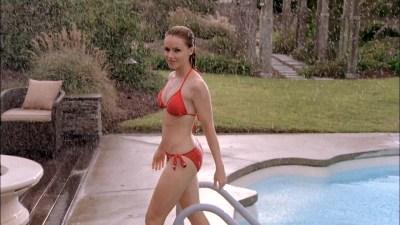 Amanda Schull hot and sexy in bikini - One tree hill (2009) s7e8 HD 720p (4)