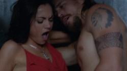 Christina Ochoa nude side boob and hot sex – Animal Kingdom (2016) s1e6 HD 1080p (4)