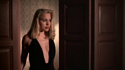 Eileen Davidson nude topless and Jodi Draigie nude - The House on Sorority Row (1983) HD 720p BluRay (3)
