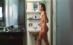 Hélène de Fougerolles nude topless, sex, butt and some bush - Long cours (FR-1996) (2)