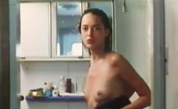 Hélène de Fougerolles nude topless, sex, butt and some bush - Long cours (FR-1996) (12)