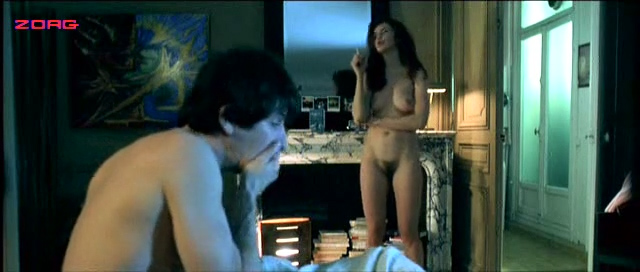 Helene de Fougerolles nude Valentine Sauca nude full frontal Ovidie and other's nude too - Mortel Transfert (FR-2001) (17)