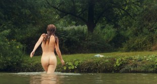 Joséphine de La Baume nude skinny dipping and sex - Road Games (2015) HD 1080p (6)