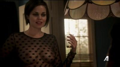 Lina Esco nude topless and Natalie Martinez nipple sex - Kingdom (2016) s3e6 HD 720p (2)