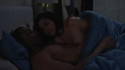 Lucy Walters nude nip slip and Lela Loren nude butt - Power (2016) s3e1 HDTV 1080p (1)