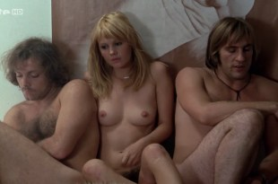 Miou-Miou nude bush, boobs and full frontal with Brigitte Fossey and Isabelle Huppert nude too - Les valseuses (FR-1974) HDTV 720p