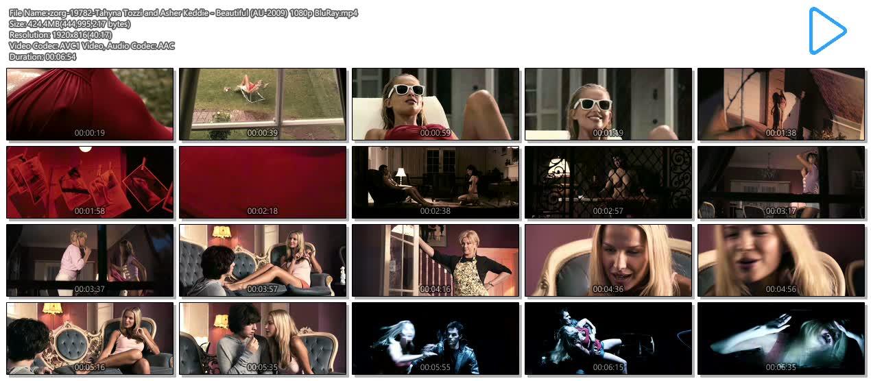 Tahyna Tozzi hot and wet and Kristi-Lee Kalendra nude topless - Beautiful (AU-2009) 1080p BluRay (14)