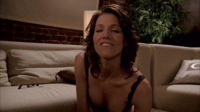 Tricia Helfer hot and sexy in lingerie - Memory (2006) HD 1080p BluRay (5)