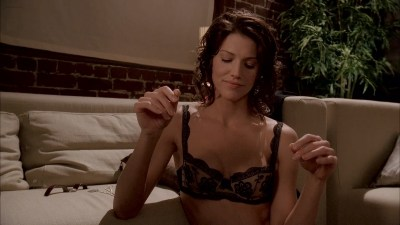 Tricia Helfer hot and sexy in lingerie - Memory (2006) HD 1080p BluRay (4)