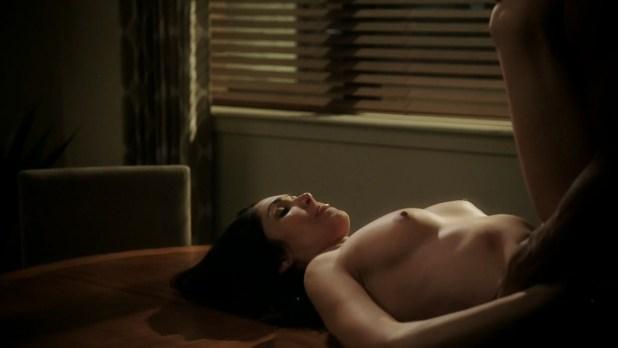 Lela Loren nude topless and sex – Power (2016) s3e6 HD 1080p (14)