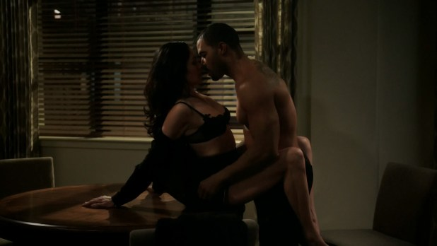Lela Loren nude topless and sex – Power (2016) s3e6 HD 1080p (1)